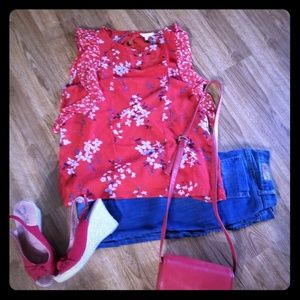 Candies Top/ outfit
